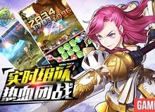 """Novenia - Game """"match-3"""" với đồ họa anime 3D hot nhất Trung Quốc"""