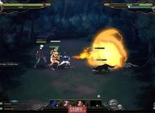 Cùng soi Webgame Naruto Online