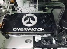 Mê Overwatch, game thủ Việt này chi tới 40 triệu làm bộ PC tuyệt đẹp dựa theo game