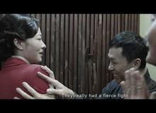 Lộ cảnh hậu trường vợ Diệp Vấn bị đấm trúng... mặt khi quay phim