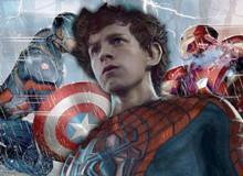 Captain America: Civil War sẽ như thế nào nếu không có Spider-Man