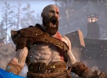 God of War 4 chính thức được Sony công bố, trở thành God of War Reboot