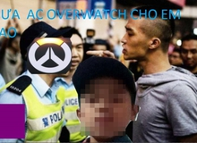 Trẻ trâu hỏi mượn account Overwatch bị từ chối, dọa sẽ thuê xã hội đen 'xử'