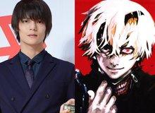 Phim Live Action của manga kinh dị Tokyo Ghoul lộ dàn diễn viên chính