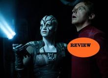 Đánh giá phim Star Trek Beyond - Hoành tráng, đẹp mắt đậm chất viễn tưởng