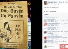 Cộng đồng game thủ Việt thi nhau chia sẻ bí kíp tán gái của dòng họ