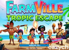 FarmVille: Tropic Escape - Game quản lý trang trại sở hữu đồ họa 3D đẹp mắt