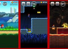Vì sao chơi Mario trên điện thoại là ý tưởng tồi tệ nhất trước giờ