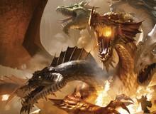 Nguồn gốc các chủng tộc giả tưởng trong phim ảnh và video game: Rồng