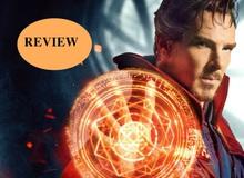 Đánh giá phim Doctor Strange - Kỹ xảo phép thuật vô cùng hoành tráng