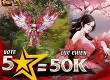 Thiên Thư Mobile mở cửa tại Việt Nam vào ngày mai, tặng giftcode 50K lực chiến