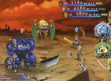 Final Fantasy Legends II - Bom tấn mobile mới từ series FF âm thầm mở cửa tại Nhật