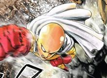 Truyện tranh One-Punch Man dạng 3D chuẩn bị được xuất bản tại Việt Nam