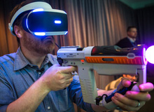 Trong tương lai, các hành động giết người trong game thực tế ảo có thể bị đi tù?