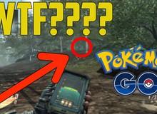 Không ai nghĩ rằng, Pokemon lại có thể xuất hiện ở nơi như thế này!
