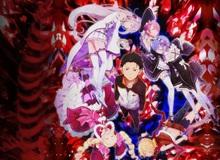 Top anime xuất sắc nhất Nhật Bản giai đoạn 10/2015 - 9/2016 theo tạp chí Newtype