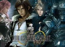 Mobius Final Fantasy - Tuyệt phẩm JRPG hấp dẫn hơn với chế độ Multiplayer