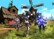 Game cổ điển Titan Siege chính thức mở cửa open beta
