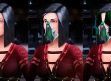 Forgotten Sector - Game online cho phép 'thả ga' tuỳ biến nhân vật