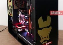 Khi fan cuồng Iron Man người Việt tham gia mod case máy tính