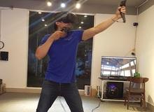 Cơ hội cho game thủ Việt chơi game thực tế ảo miễn phí tại T.P. Hồ Chí Minh