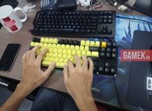 Tự làm bàn phím cơ custom thực ra không khó như bạn nghĩ