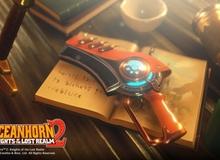 Oceanhorn 2 - Hậu bản nhập vai đình đám vừa được công bố