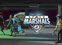 Space Marshal 2 - Game bắn súng top-down cực độc ra mắt trên iOS