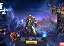 Cửu Thiên Trảm Ma - Webgame 3D đồ họa tuyệt đẹp của Tencent Games
