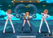 Mộng Ảo Luyến Vũ - Webgame âm nhạc vũ đạo sang chảnh cho tuổi teen