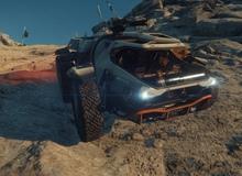 Star Citizen tiếp tục phô diễn đồ họa, xứng đáng là game online khám phá vũ trụ đẹp nhất thế giới
