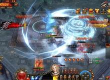 Chiến Thần Truyền Thuyết - Webgame 3D với đồ họa siêu bóng bẩy