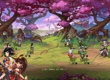 Cơ Chiến Tam Quốc - RPG với nền đồ họa dễ thương và cốt truyện cải biên