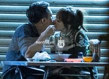 Hariwon - Đại sứ BF Online bị bắt gặp say đắm hôn Trấn Thành giữa đêm khuya