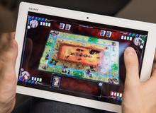 Top game mobile cực chất không thể không chơi trên Tablet Android
