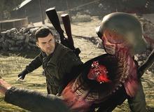 """Quá thốn với cảnh """"chỗ hiểm"""" bị bắn nổ tung trong Sniper Elite 4"""