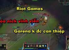 Không phải Garena, chính Riot mới là người xử lý các tài khoản tool hack tại Việt Nam