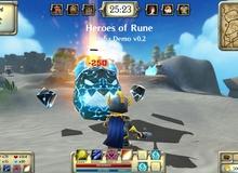 """[Cũ mà hay] Heroes of Rune - MOBA """"dễ thương"""" cho game thủ Việt"""