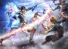 Thông tin mới về Dynasty Warriors: Eiketsuden - Game cho phép Triệu Vân thống nhất Tam Quốc