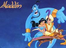 Giả thiết của fan về Thần Đèn trong Aladdin đã được chứng minh là đúng