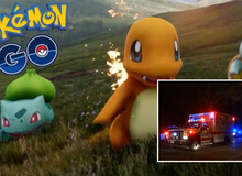 Một thanh niên bị đâm trọng thương, mất iPhone 6 khi đang đi bắt Pokemon Go