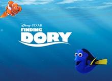 Phim hoạt hình Finding Dory có doanh thu còn cao hơn cả Captain America: Civil War