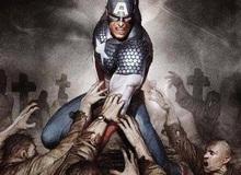 "Captain America: Civil War từng ""suýt"" có zombie trong phim"