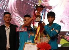 Sau SOFM, Việt Nam tiếp tục chứng kiến một nhân tài khác sang Trung Quốc thi đấu đỉnh cao