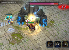 Đánh giá game mobile Siêu Thần LoL, phiên bản mini của Liên Minh Huyền Thoại