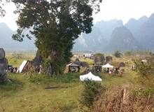 """Đột nhập phim trường """"King Kong 2"""" tại Quảng Bình"""