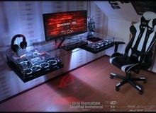 Có dàn máy tính như thế này chắc chẳng game thủ nào muốn ra khỏi nhà
