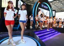 ChinaJoy 2016 phạt nặng showgirl ăn mặc hở hang, đến chụp ảnh tự sướng cũng bị cấm
