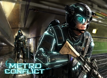 Xuất Kích của VTC Game hóa ra chính là bom tấn bắn súng Metro Conflict