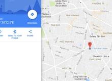 Google Maps thêm đánh dấu vị trí bạn từng bắt được Pokemon trong trang Your Timeline
